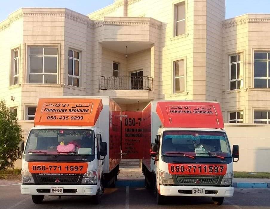 نقل أثاث في ابوظبي